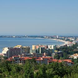 阳光海滩 1687家酒店