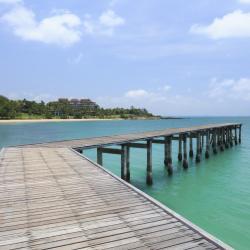 沙美岛 48个度假村