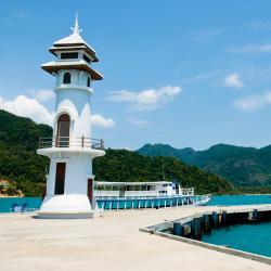 象岛 119个度假村