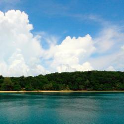 麦岛 21个度假村