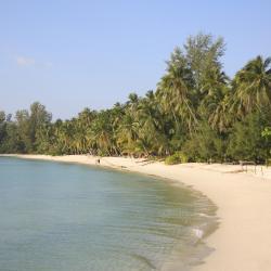 班拉克海滩 178家酒店