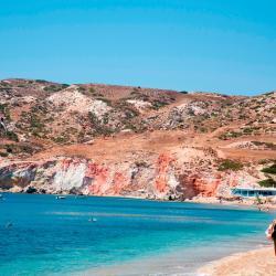 Paliochori 4家海滩酒店