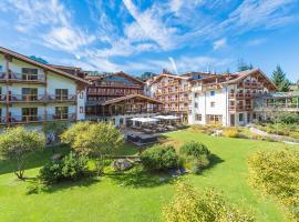 基茨霍夫山区设计度假酒店