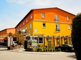 哈勒陶酒店