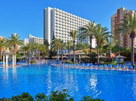 索尔佩里卡诺奥卡斯酒店,位于贝尼多姆的酒店