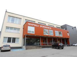 哈普萨卢运动中心酒店