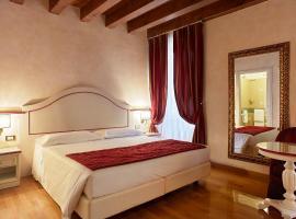 马赞蒂酒店,位于维罗纳的酒店