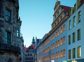 德累斯顿城堡特里夫酒店,位于德累斯顿的酒店