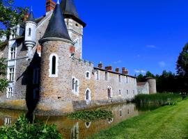 克莱西埃尔城堡酒店, Saint-Sauver-de-Landemont