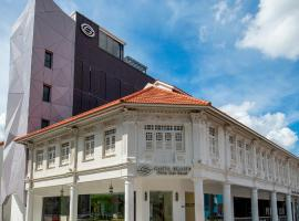 Santa Grand Hotel East Coast (SG Clean, Staycation Approved),位于新加坡的酒店