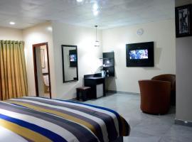 Golphin Hotel and Suites, Awka (IdeatoNo附近)