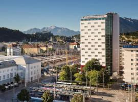 欧洲萨尔茨堡奥地利流行酒店