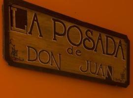 Hotel La Posada de Don Juan