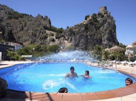 卡索尔拉山脉酒店