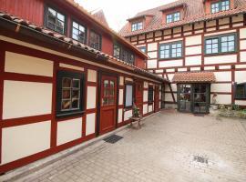 Ferienappartement Erfurter Kreuz