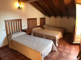 Pension San Agustin
