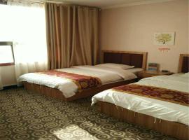 临泽彩虹山宾馆