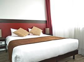 里尔沃邦公寓式酒店