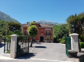 艾尔托雷洪酒店, 阿里纳斯·德·卡伯瑞勒斯