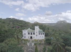The Old Boma Hotel, Mtwara (Lindi Urban附近)