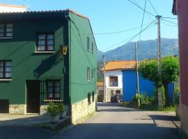 Apartamentos El Castru Andrin