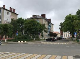 Apartment na Chapayeva