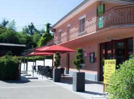 费恩卡里酒店餐厅