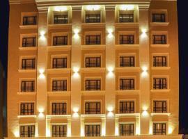 City Tower Hotel,位于亚喀巴皇家游艇俱乐部附近的酒店