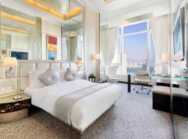 富豪香港酒店,位于香港的酒店