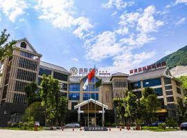 巫溪水韵酒店
