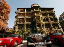 加尔尼亚德兰酒店 - 萨瓦度假酒店