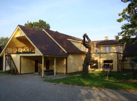 克普克尔兹塔鲁酒店