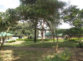 Monduli Lutheran Youth Hostel, Monduli
