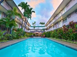 太平洋码头酒店