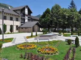 科莫维酒店, Andrijevica
