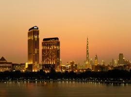 克里克高地凯悦公寓式酒店,位于迪拜的公寓