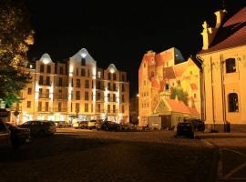 波兹南斯洛达酒店