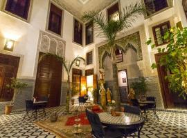 里亚德阿尔玛坎庭院旅馆