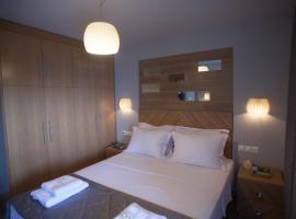 Pallas Luxury Apartments, 阿莫利亚尼岛