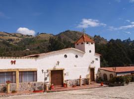 Hotel Rural La Esperanza, Suesca (Laguna de Suesca附近)