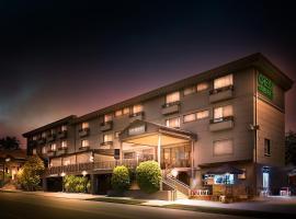 克雷斯特巴克利酒店,位于墨尔本的酒店