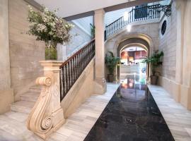 佩蒂特宫波盖利亚花园酒店
