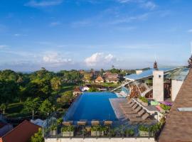 巴厘岛沙努尔艺术酒店