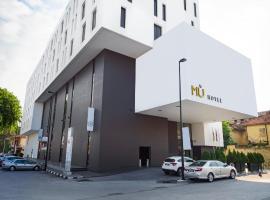 沐汽车旅馆,位于怡保Ipoh Parade购物中心附近的酒店