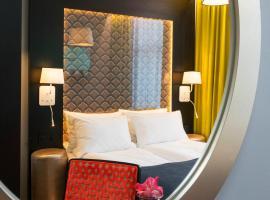 松恩酒店,位于奥斯陆的酒店