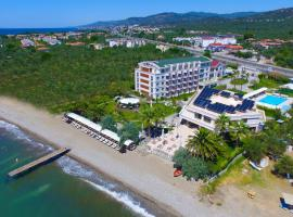 Rawda Resort Hotel Altinoluk, Altınoluk
