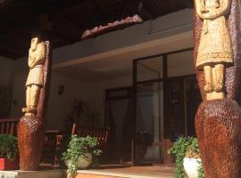 西耶斯塔酒店, Cumpăna
