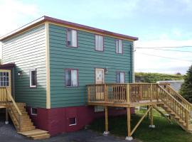 Mr. Hibb's Salt Box Cottage