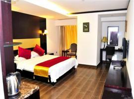 晶鑫花园宾馆,位于三亚的酒店