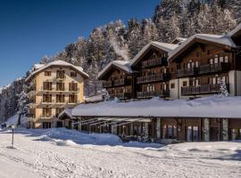 里弗尔阿尔卑2222m度假酒店, 采尔马特